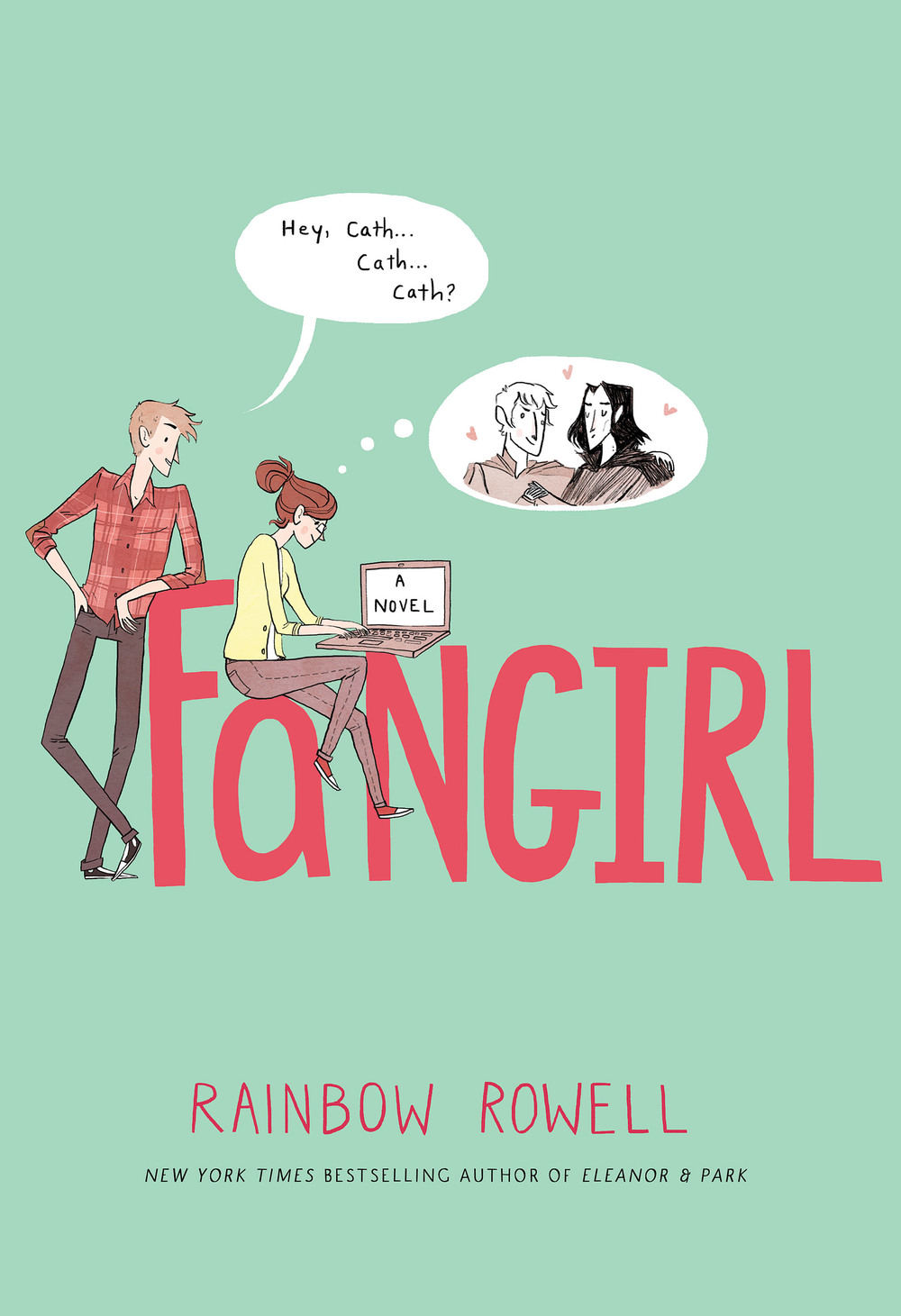 Fangirl book-cover