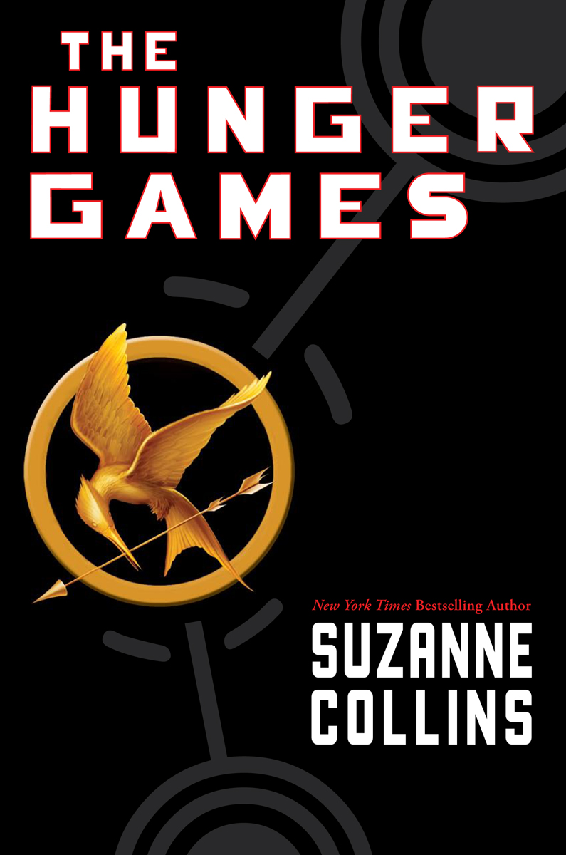 The Hunger Games book-cover