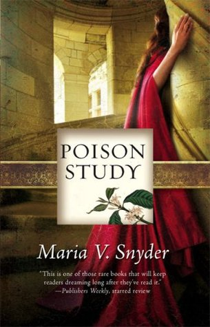 Poison Study book-cover