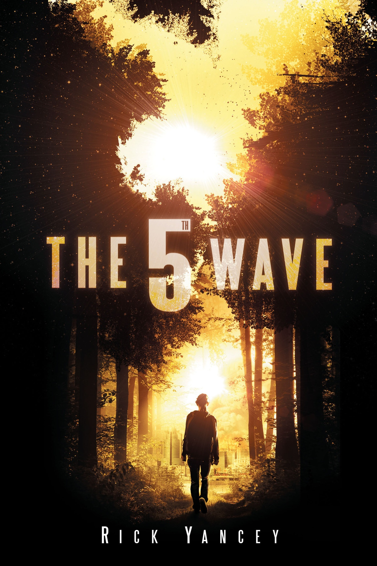 The 5th Wave book-cover