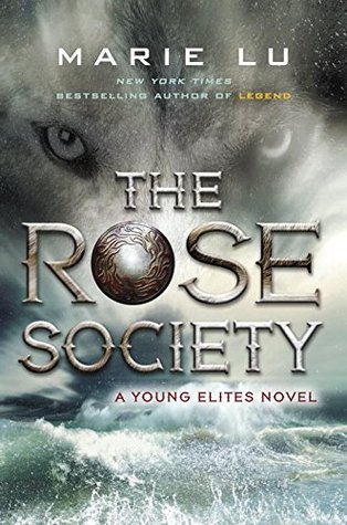 The Rose Society book-cover