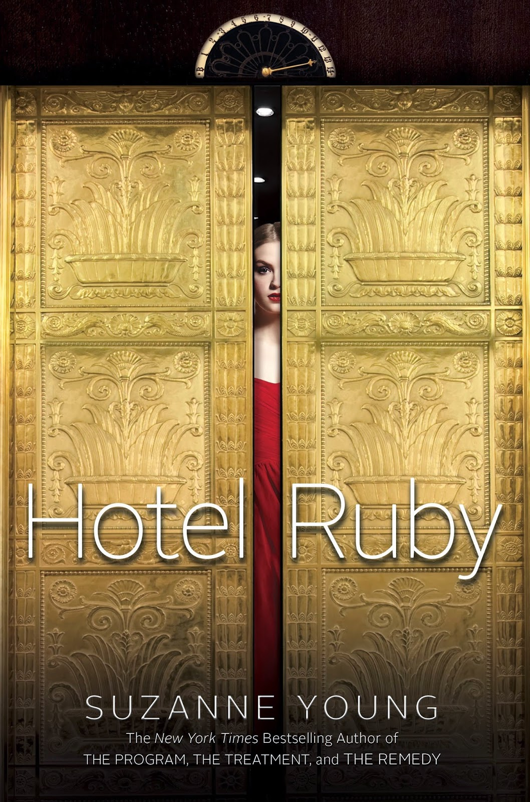 Hotel Ruby book-cover