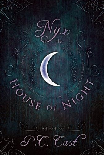 House of Night book-cover