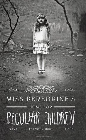Miss Peregrine's Home for Peculiar Children book-cover