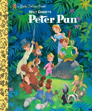 Peter Pan book-cover