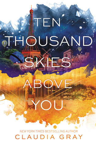 Ten Thousand Skies Above You book-cover