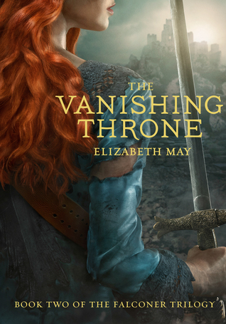 The Vanishing Throne book-cover