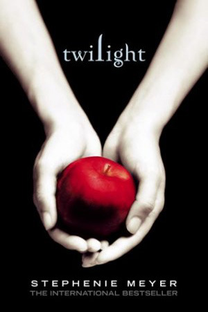 Twilight book-cover