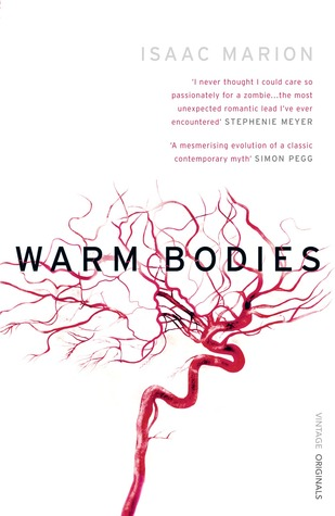 Warm Bodies book-cover