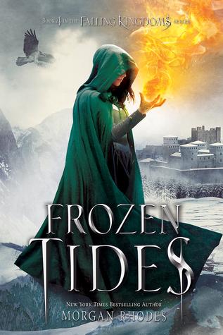 Frozen Tides book-cover