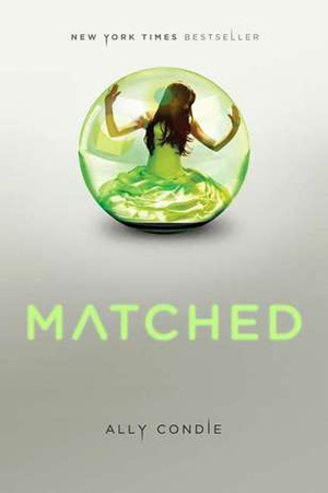 Matched book-cover