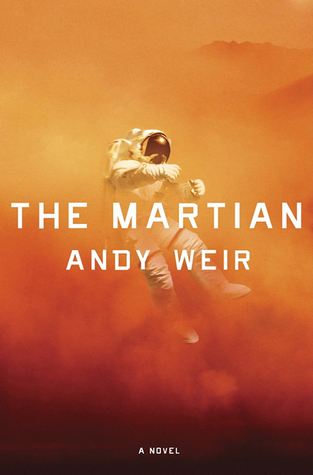 The Martian book-cover