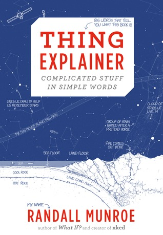 The Thing Explainer book-cover