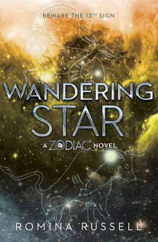 Wandering Star book-cover