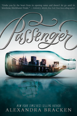 Passenger book-cover