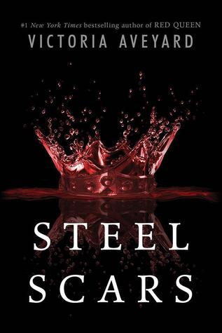 Steel Scars book-cover