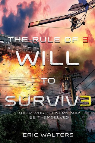 Will to Survive book-cover